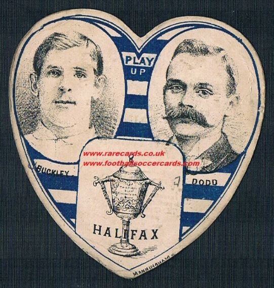 1889 Halifax Buckley Dodd Baines heart